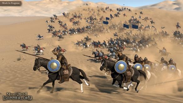 《骑马与砍杀2:霸主》更新中文补丁 物品有中文了!