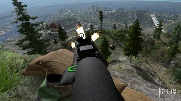 VR大逃杀游戏《虚拟战场》即将发布抢先体验版本!