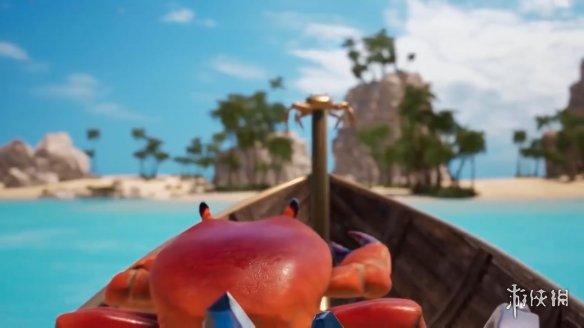 魔性对战游戏《螃蟹冠军》宣传片公布!8月20日上线
