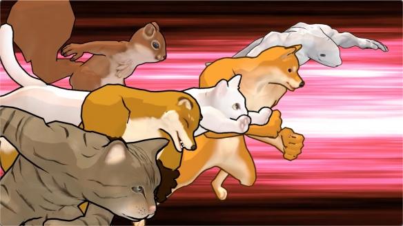 沙雕格斗游戏《动物之斗》将登陆Switch 现已开放
