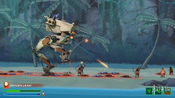 机甲动作射击《BE-A Walker》将登Steam 支持简中!