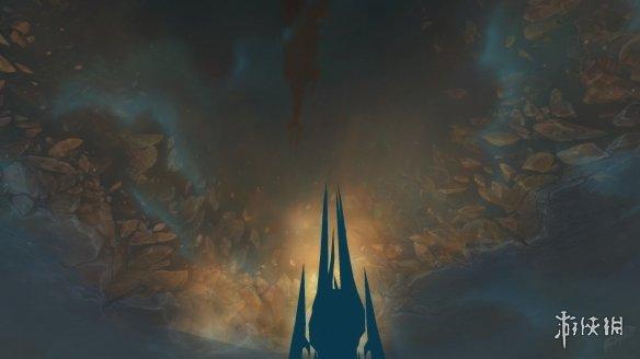 《魔兽世界》9.0A测实机截图曝光 冰冠堡垒绝美天空