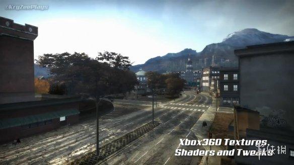 玩家自制极品飞车9最高通缉重制版游戏下载发布