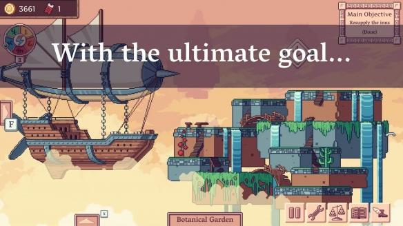 空中沙盒游戏《天空商人》更新1.6.7 增加海龟商店