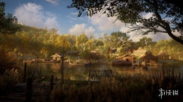 《刺客信条英灵殿》玩家有村庄大本营!还能发展繁荣