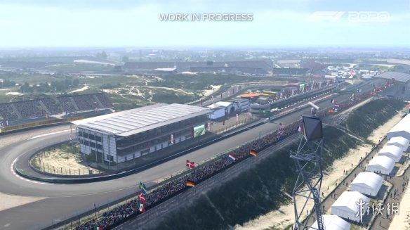 《F1 2020》实机演示首曝!高难度赛道带来巨大冲击