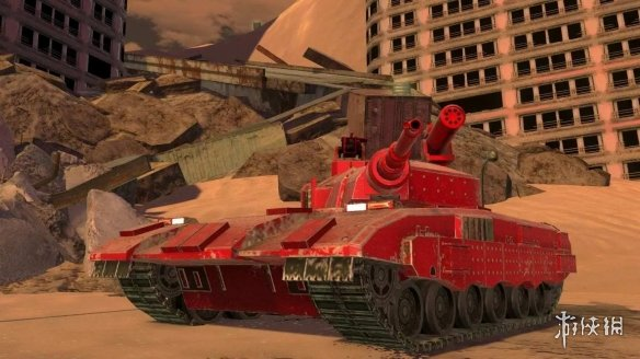 《重装机兵Xeno》大量截图情报曝光 超多坦克看个够