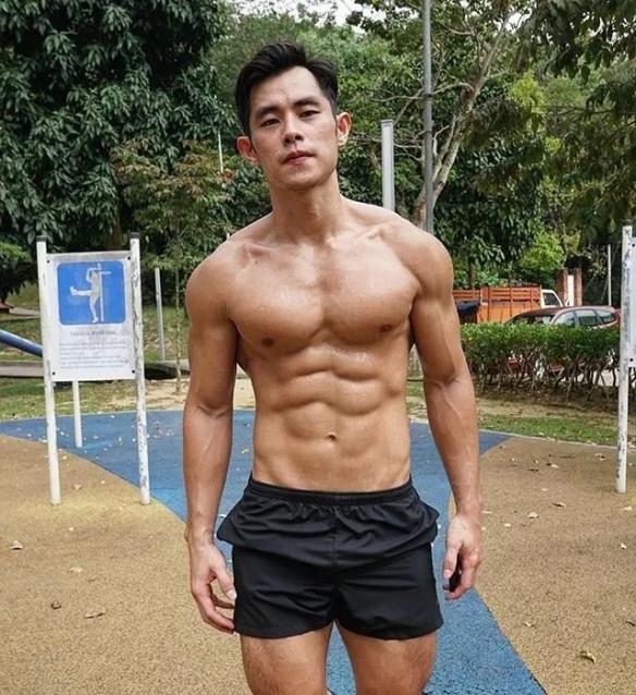 """""""马来西亚周杰伦""""Jordan上热搜!一身肌肉火爆ins"""