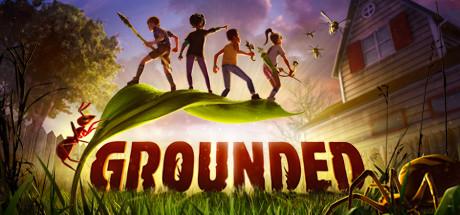 第一人稱多人冒險動作游戲《Grounded》專題站上線
