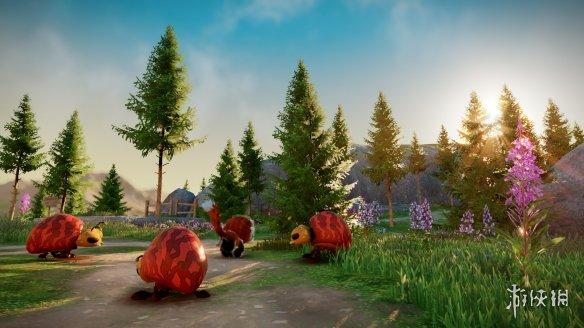 第三人称动作冒险游戏《狨猴》发售日和PC配置公布