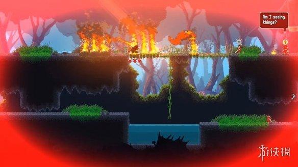 潜行新作《Wildfire》实机演示曝光 操控元素痛击敌人