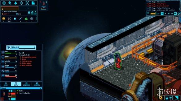 太空船模拟《太空避风港》登Steam抢先体验!支持简中