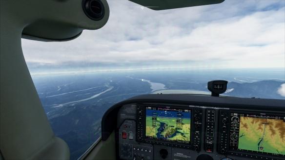 《微软模拟飞行》新截图 天空女王波音747超高渲染
