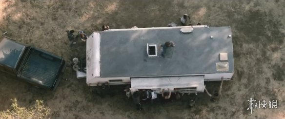 丧尸题材动作恐怖片《空地》将于流媒体Crackle开