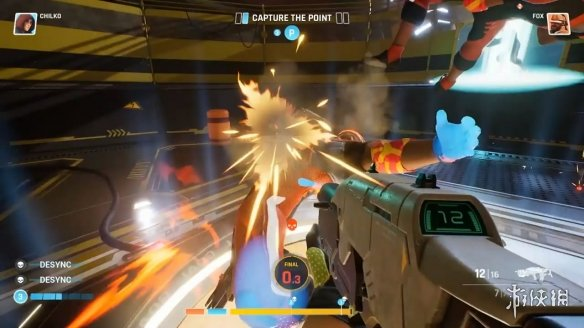 创新奇特竞技FPS《量子联盟》登Steam抢先体验平台!