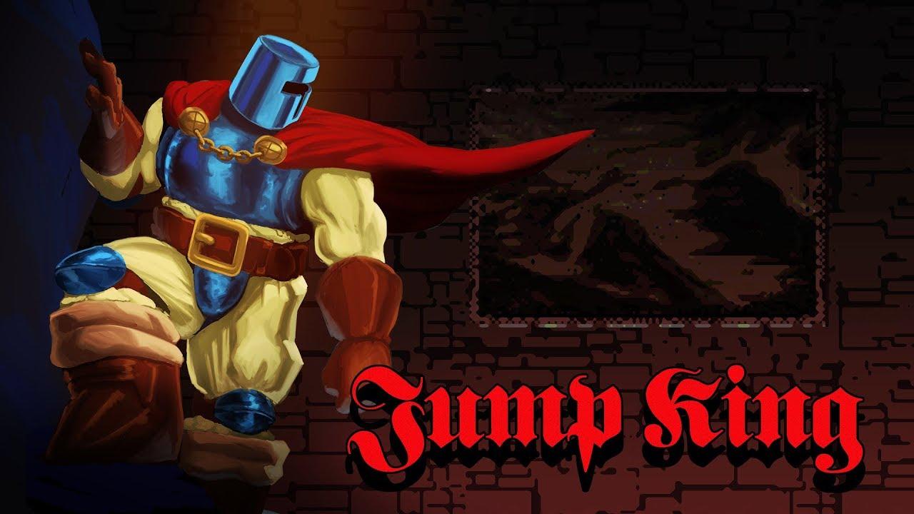 自虐型游戏《Jump King》宣布将于6月9日登录主机!