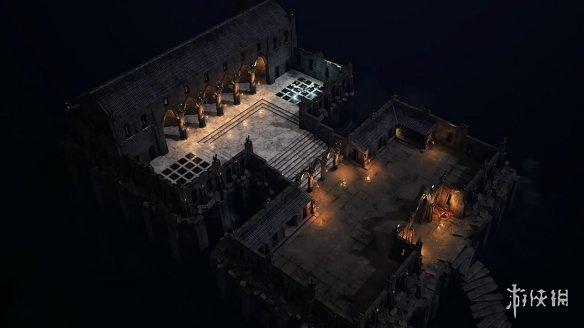 粉丝虚幻引擎4引擎重制《暗黑破坏神2》!演示公