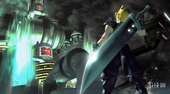 《最终幻想7》HD高清MOD 2.0版制作中 对比视频公布