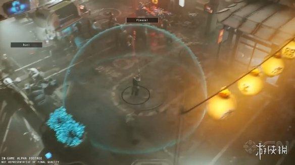 赛博朋克风ARPG《上行战场》Alpha版实机演示曝光