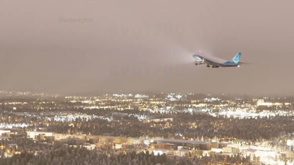 《微软模拟飞行》全新截图突破游戏和现实的界限