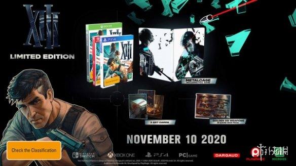 《杀手13:重制版》实机预告曝光 11月登陆PC等平台