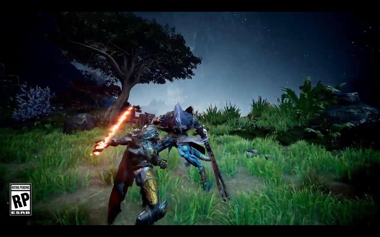次世代ARPG《众神陨落》公布游戏玩法介绍宣传片!