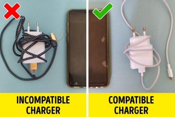 不买新机!外媒总结[10个错误的手机充电方式]!
