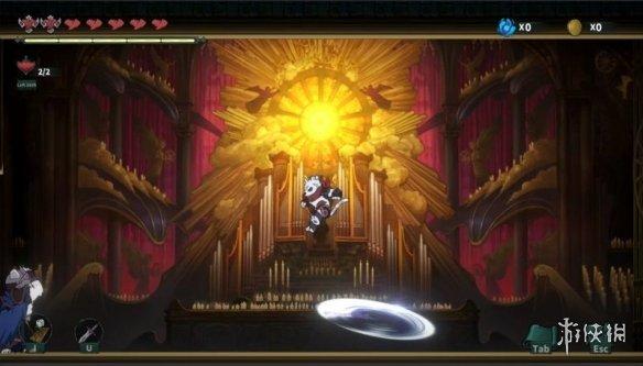 平台动作Roguelite游戏《形骸骑士》年度更新上线!