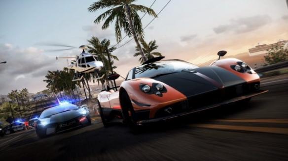 传闻称《极品飞车14》将推出复刻版 或登陆全平台!