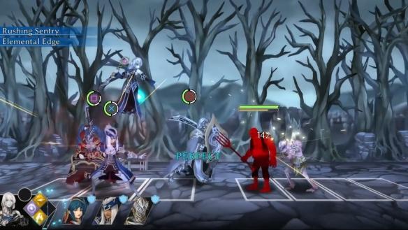 双主角系统RPG游戏《堕落军团:复仇者》专题站上线