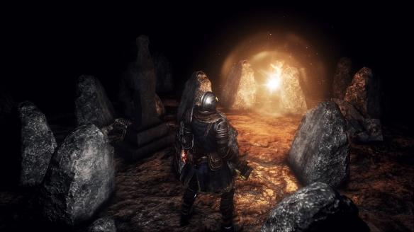 《黑暗之魂2》光影MOD演示 熔铁恶魔获史诗级增强