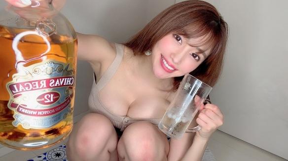 长大的祢豆子太棒了!超涩G杯美女 森咲智美 美照