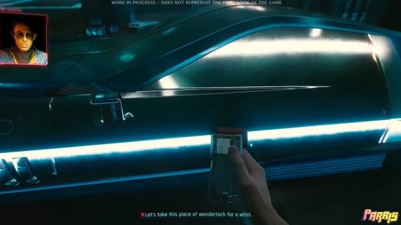《赛博2077》25分钟超长演示 展示战斗、对话系统!