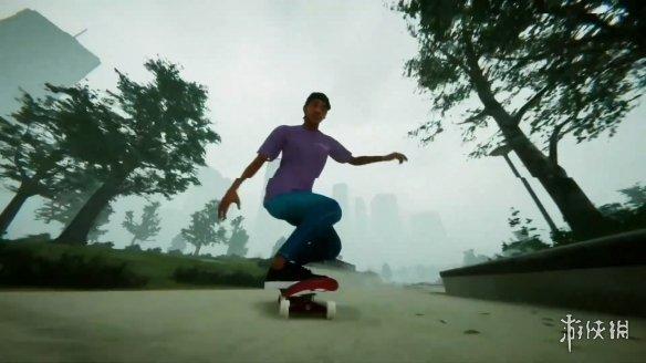 《滑板XL》将加入三张玩家自制地图!新预告片公布