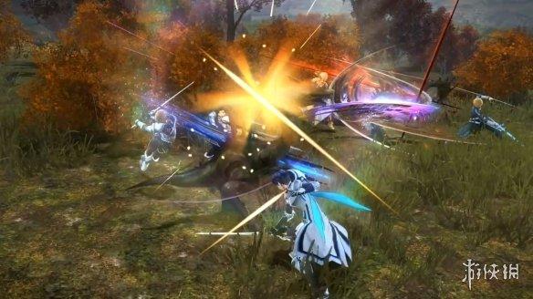 《刀剑神域:彼岸游境》实机预告 华丽的战斗手段尽显