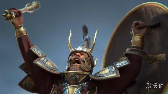 《全战:特洛伊》宣传片 被戴绿帽的国王阿伽门农