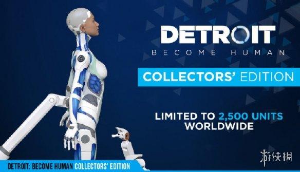 《底特律:我欲为人》将发行PC典藏版 亚洲限量100套