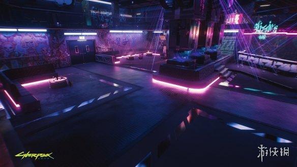 《赛博朋克2077》新光追4K截图画面惊艳榨干N卡