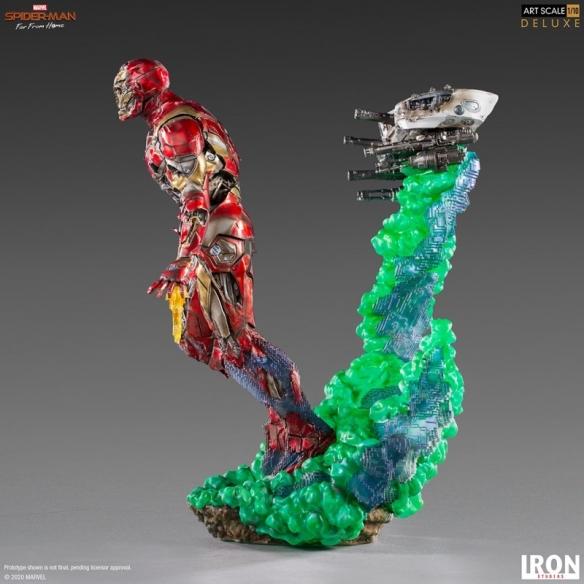 丧尸钢铁侠1/10雕像公布 售价1275元 恐怖又霸气!