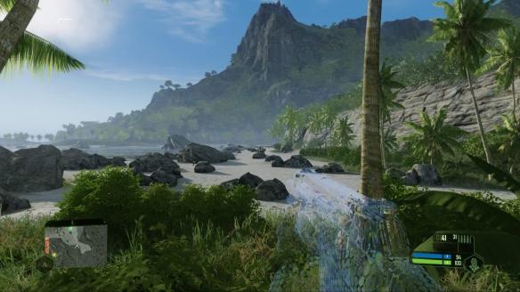 《孤岛危机:重制版》VS原版截图对比 差别似乎不大