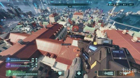科幻大逃杀《超猎都市》实机演示 拥有不少新奇