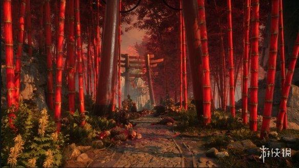 《影子武士》官方展示新游戏图片 或为《影子武