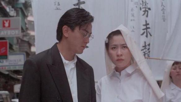 霍建华激情戏拍到虚脱!港台影片中九位男神的处女作
