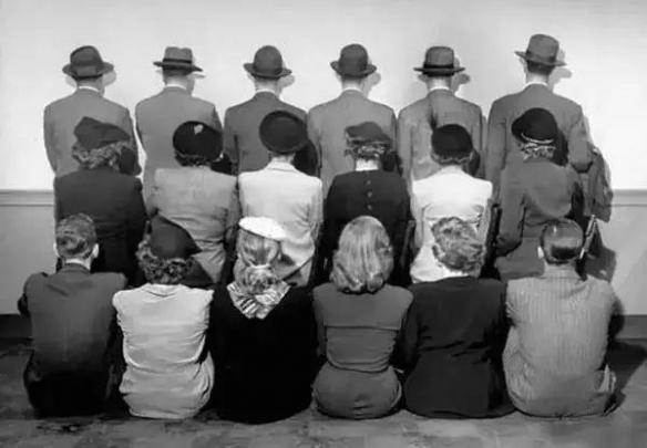只看身材不看脸的美国选美比赛!15张有趣的历史照片