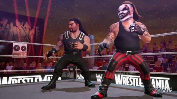 《【万和城网上平台】《WWE 2K竞技场》正式公布预告 9月中旬登陆多平台》
