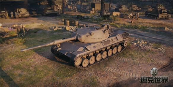 中坦新曙光《坦克世界》豹1和斯塔卜1性能调整实