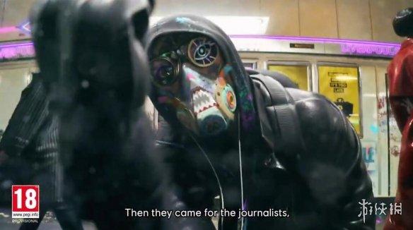 《看门狗:军团》概念宣传片发布 一起解放伦敦吧!
