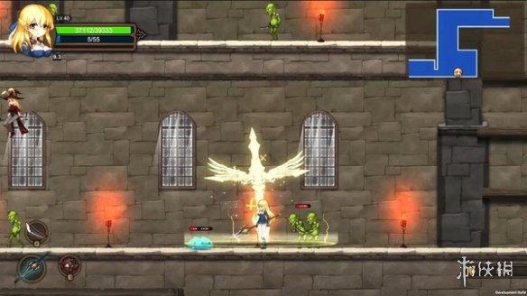 绅士新作《~Azur Ring~圣女与奴隶之匣》上线Steam!