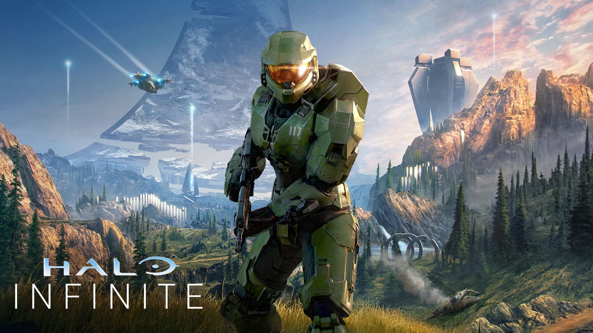 《光环:无限》战役演示仍是开发中画面 发售时会更好!