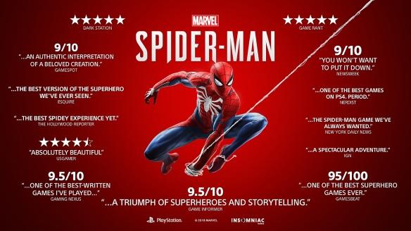 《漫威蜘蛛侠》为北美最畅销独占《最后生还者2》前五